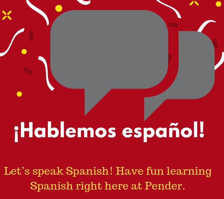 ¡Hablemos español! (Beginning)
