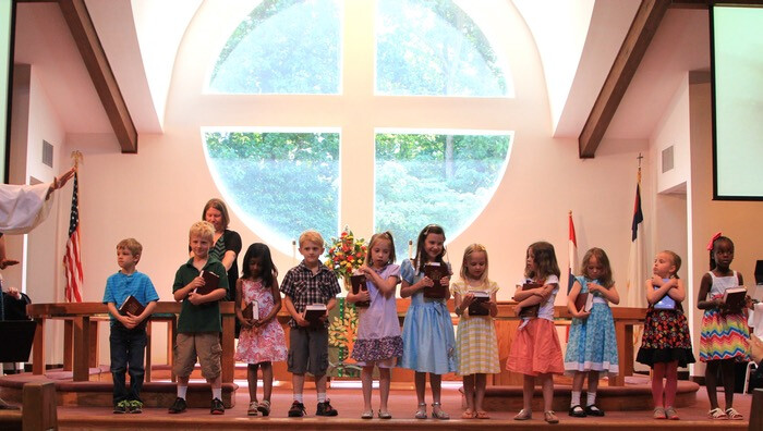 First and Second Grade Bibles