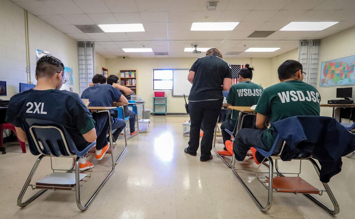Fairfax County Juvenile Detention Center (JDC)