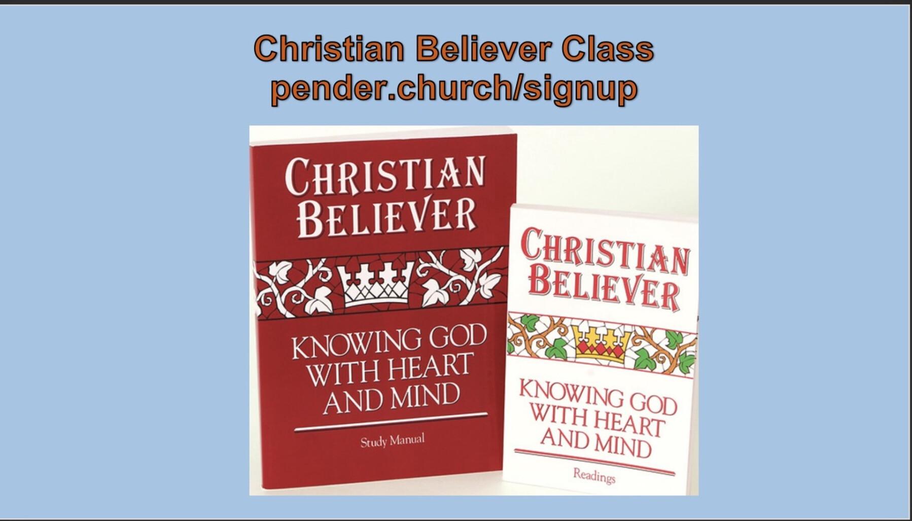 Christian Believers Class