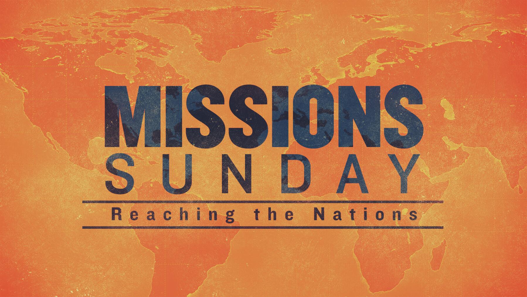 Missions Celebration