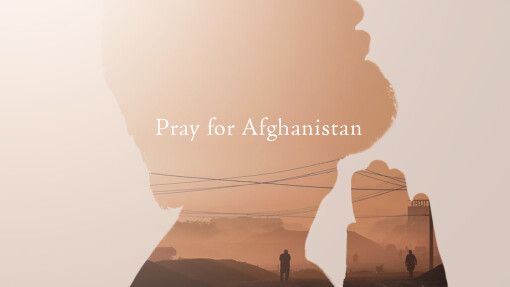 Helping the Refugees from Afghanistan
